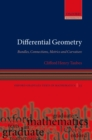 Differential Geometry : Bundles, Connections, Metrics and Curvature - eBook