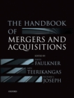 The Handbook of Mergers and Acquisitions - eBook