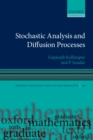 Stochastic Analysis and Diffusion Processes - eBook