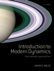 Introduction to Modern Dynamics : Chaos, Networks, Space and Time - eBook