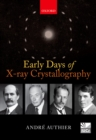 Early Days of X-ray Crystallography - eBook
