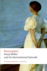 Daisy Miller and An International Episode - eBook