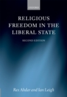 Religious Freedom in the Liberal State - eBook