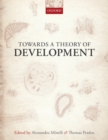 Towards a Theory of Development - eBook