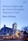 Human Rights and the United Kingdom Supreme Court - eBook