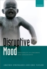 Disruptive Mood : Irritability in Children and Adolescents - eBook