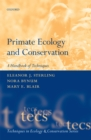 Primate Ecology and Conservation - eBook