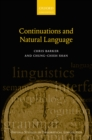 Continuations and Natural Language - eBook