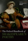 The Oxford Handbook of Shakespeare's Poetry - eBook