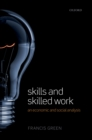 Skills and Skilled Work : An Economic and Social Analysis - eBook