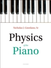 Physics of the Piano - eBook