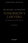 Tomorrow's Lawyers : An Introduction to Your Future - eBook