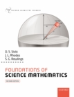 Foundations of Science Mathematics OCP 2e - eBook