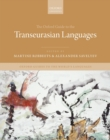The Oxford Guide to the Transeurasian Languages - eBook