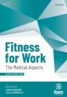 Fitness for Work : The Medical Aspects - eBook