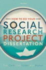 How to do your Social Research Project or Dissertation - eBook