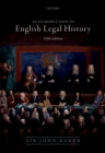 Introduction to English Legal History - eBook