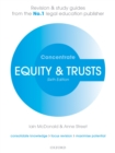 Equity & Trusts Concentrate : Law Revision and Study Guide - eBook