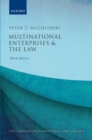 Multinational Enterprises and the Law - eBook