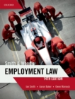Smith & Wood's Employment Law - eBook
