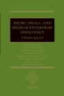 Micro, Small, and Medium Enterprise Insolvency : A Modular Approach - eBook