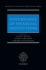 Governance of Financial Institutions - eBook