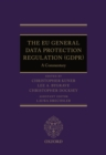 The EU General Data Protection Regulation (GDPR) : A Commentary - eBook