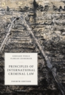 Principles of International Criminal Law - eBook