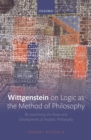 Wittgenstein on Logic as the Method of Philosophy : Re-examining the Roots and Development of Analytic Philosophy - eBook