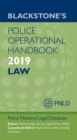 Blackstone's Police Operational Handbook 2019: Law - eBook