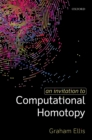 An Invitation to Computational Homotopy - eBook