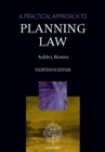 A Practical Approach to Planning Law - eBook
