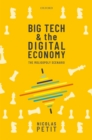 Big Tech and the Digital Economy : The Moligopoly Scenario - eBook