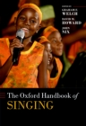 The Oxford Handbook of Singing - eBook