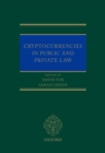 Cryptocurrencies in Public and Private Law - eBook