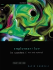 Employment Law in Context - eBook