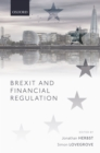 Brexit and Financial Regulation - eBook