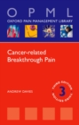Cancer-related Breakthrough Pain - eBook
