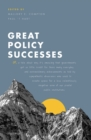Great Policy Successes - eBook