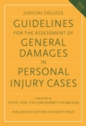 Guidelines for the Assessment of General Damages in Personal Injury Cases - eBook