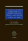 Yearbook on International Investment Law & Policy 2018 - eBook