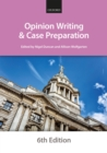 Opinion Writing and Case Preparation - eBook