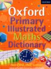 Oxford Primary Illustrated Maths Dictionary - Book