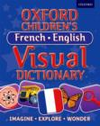 Oxford Children's French-English Visual Dictionary - Book