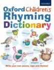 Oxford Children's Rhyming Dictionary - Book