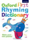 Oxford First Rhyming Dictionary - Book