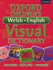 Oxford Children's Welsh-English Visual Dictionary - Book