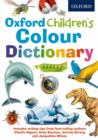 Oxford Children's Colour Dictionary - Book