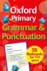 Oxford Primary Grammar & Punctuation Flashcards - Book