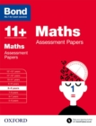 Bond 11+: Maths: Assessment Papers : 8-9 years - Book
